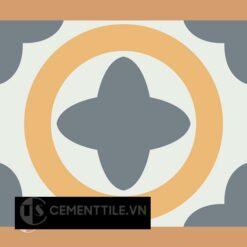 Gạch bông CTS 187.1(4-6-33-34) - Encaustic cement tile CTS 187.1(4-6-33-34)