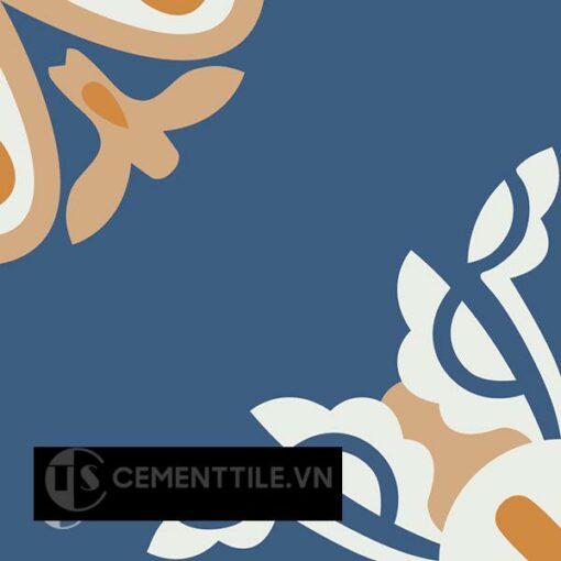 Gạch bông CTS 191.1(03-04-05-4) - Encaustic cement tile CTS 191.1(03-04-05-4)