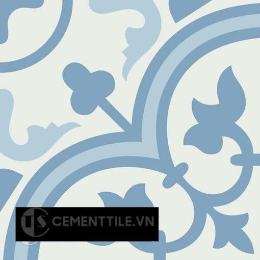 Gạch bông CTS 2.20(2-4-16) - Encaustic cement tile CTS 2.20(2-4-16)