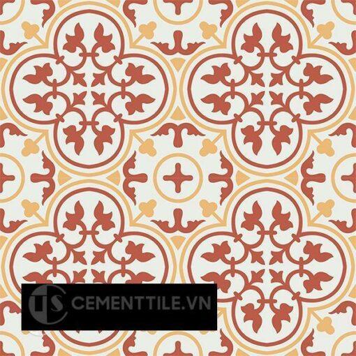 Gạch bông CTS 2.22(4-5-6) - 16 viên - Encaustic cement tile CTS 2.22(4-5-6)-16 tiles