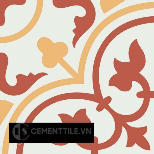 Gạch bông CTS 2.22(4-5-6) - Encaustic cement tile CTS 2.22(4-5-6)