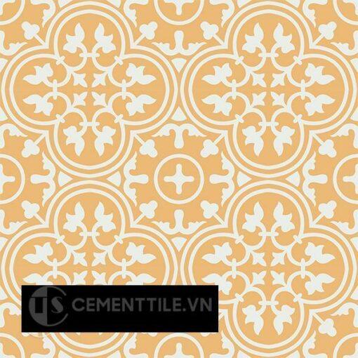 Gạch bông CTS 2.23(4-6) - 16 viên - Encaustic cement tile CTS 2.23(4-6)-16 tiles