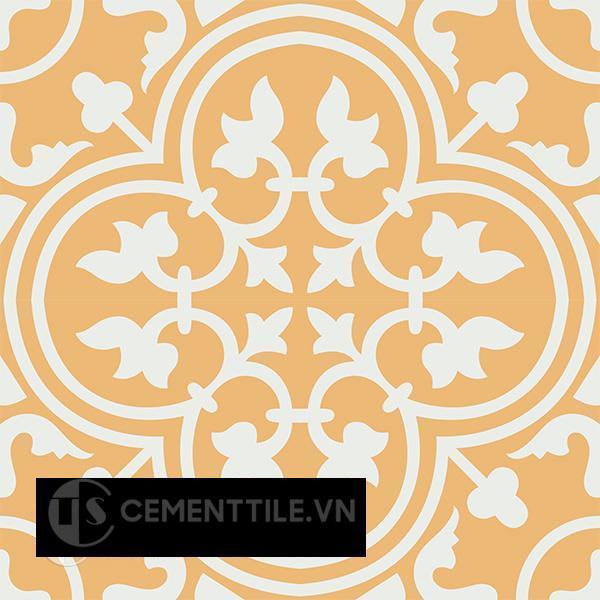 Gạch bông CTS 2.23(4-6) - 4 viên - Encaustic cement tile CTS 2.23(4-6)-4 tiles