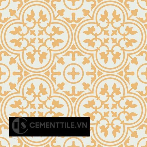 Gạch bông CTS 2.24(4-5-6) - 16 viên - Encaustic cement tile CTS 2.24(4-6)-16 tiles