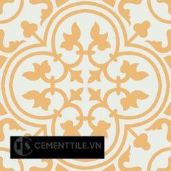 Gạch bông CTS 2.24(4-5-6) - 4 viên - Encaustic cement tile CTS 2.24(4-6)-4 tiles