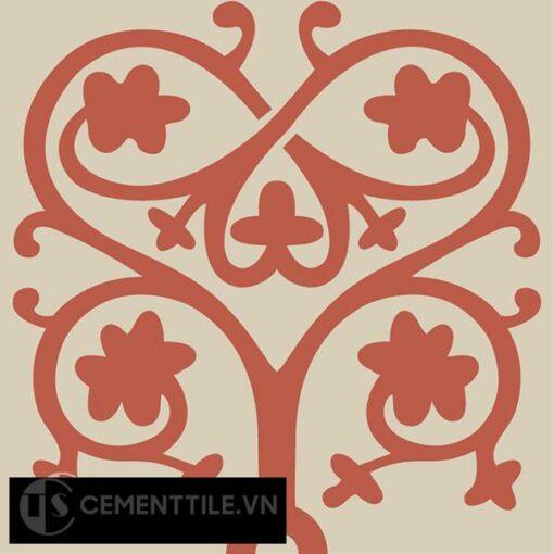 Gạch bông CTS 42.1(5-12) - Encaustic cement tile CTS 42.1(5-12)