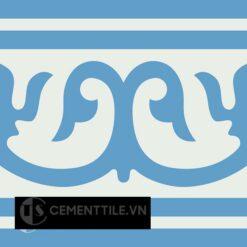 Gạch bông CTS B102.5(4-8) - Encaustic cement tile CTS B102.5(4-8)