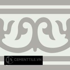 Gạch bông CTS B102.8(4-9) - Encaustic cement tile CTS B102.8(4-9)