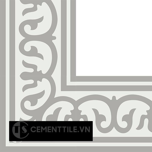 Gạch bông CTS BC102.8(4-9) - Encaustic cement tile CTS BC102.8(4-9)