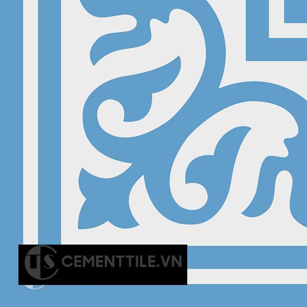 Gạch bông CTS C102.5(4-8) - Encaustic cement tile CTS C102.5(4-8)