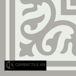 Gạch bông CTS C102.8(4-9) - Encaustic cement tile CTS C102.8(4-9)