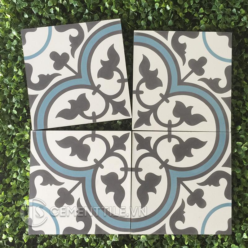 Gạch bông CTS 2.25 - Encaustic cement tile CTS 2.25