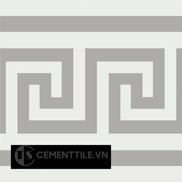 Gạch bông CTS B103.10(4-9) - Encaustic cement tile CTS B103.10(4-9)