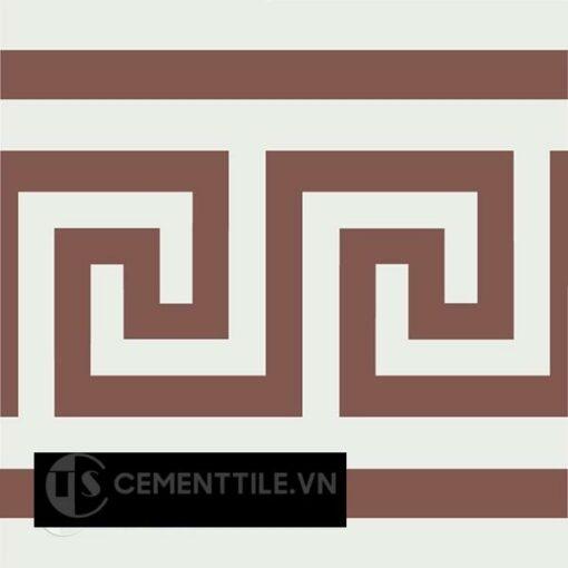 Gạch bông CTS B103.7(4-60) - Encaustic cement tile CTS B103.7(4-60)