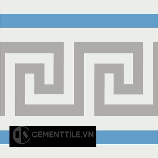 Gạch bông CTS B103.8(4-8-9) - Encaustic cement tile CTS B103.8(4-8-9)