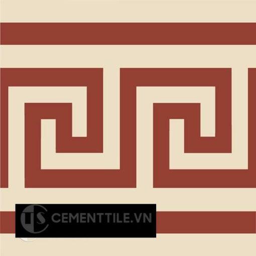 Gạch bông CTS B103.9(59-62) - Encaustic cement tile CTS B103.9(59-62)