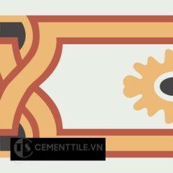 Gạch bông CTS B110.1(4-5-6-13) - Encaustic cement tile CTS B110.1(4-5-6-13)