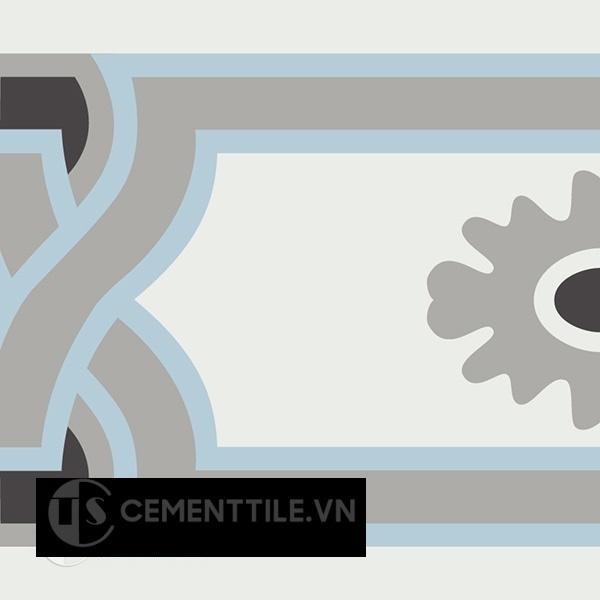 Gạch bông CTS B110.3(2-4-9-13) - Encaustic cement tile CTS B110.3(2-4-9-13)