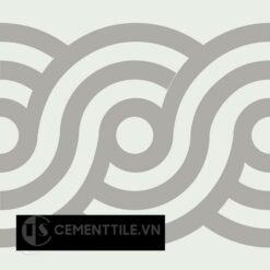 Gạch bông CTS B116.5(4-9) - Encaustic cement tile CTS B116.5(4-9)