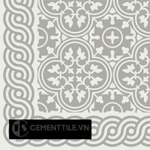 Gạch bông CTS BC116.5(4-9) - Encaustic cement tile CTS BC116.5(4-9)