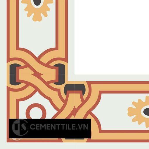 Gạch bông CTS BC110.1(4-5-6-13) - Encaustic cement tile CTS BC110.1(4-5-6-13)