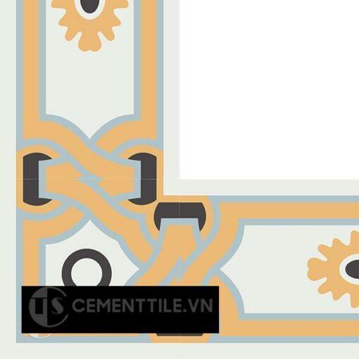 Gạch bông CTS BC110.2(4-6-13-29) - Encaustic cement tile CTS BC110.2(4-6-13-29)