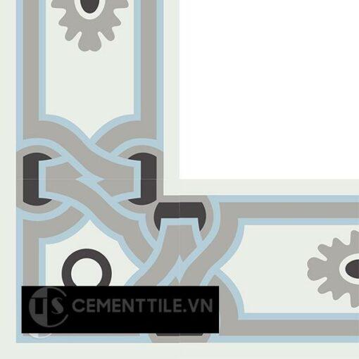 Gạch bông CTS BC110.3(2-4-9-13) - Encaustic cement tile CTS BC110.3(2-4-9-13)