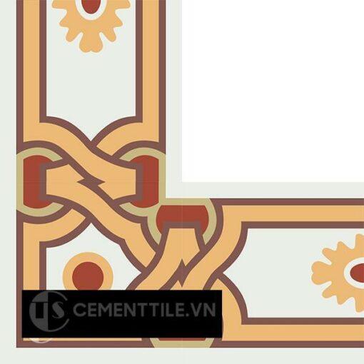 Gạch bông CTS BC110.4(4-6-30-52-60) - Encaustic cement tile CTS BC110.4(4-6-30-52-60)