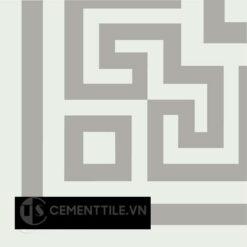 Gạch bông CTS C103.10(4-9) - Encaustic cement tile CTS C103.10(4-9)