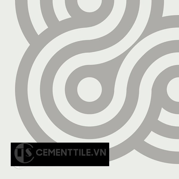 Gạch bông CTS C116.5(4-9) - Encaustic cement tile CTS C116.5(4-9)