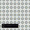 Gạch bông CTS 141.6(4-12-19) - 16 viên - Encaustic cement tile CTS 141.6(4-12-19) - 16 tiles