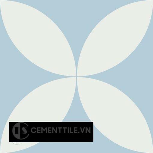 Gạch bông CTS 7.12(2-4) - Encaustic cement tile CTS 7.12(2-4)