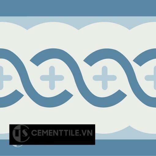 Gạch bông CTS B107.3(2-4-10) - Encaustic cement tile CTS B107.3(2-4-10)