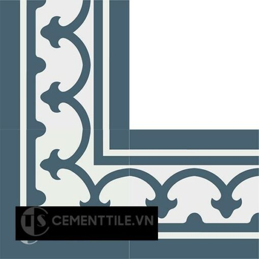 Gạch bông CTS BC101.10(1-4) - Encaustic cement tile CTS BC101.10(1-4)
