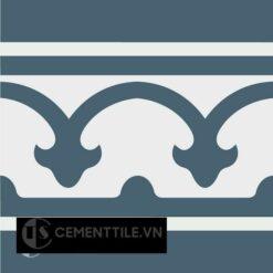 Gạch bông CTS B101.10(1-4) - Encaustic cement tile CTS B101.10(1-4)
