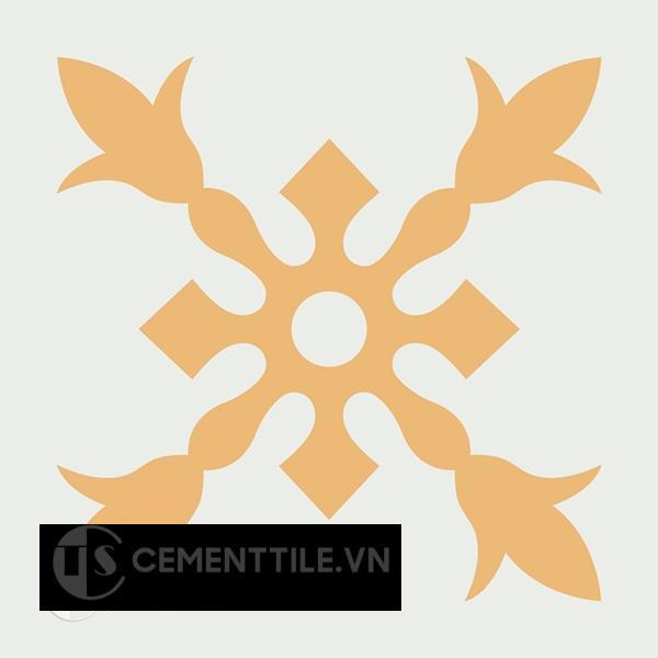 Gạch bông CTS 179.2(4-6) - Encaustic cement tile CTS 179.2(4-6)