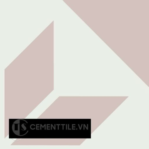 Gạch bông CTS 201.1(4-27) - Encaustic cement tile CTS 201.1(4-27)