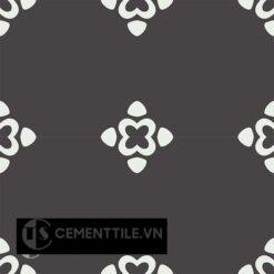 Gạch bông CTS 203.1(4-13) - 4 viên - Encaustic cement tile CTS 203.1(4-13) - 4 tiles