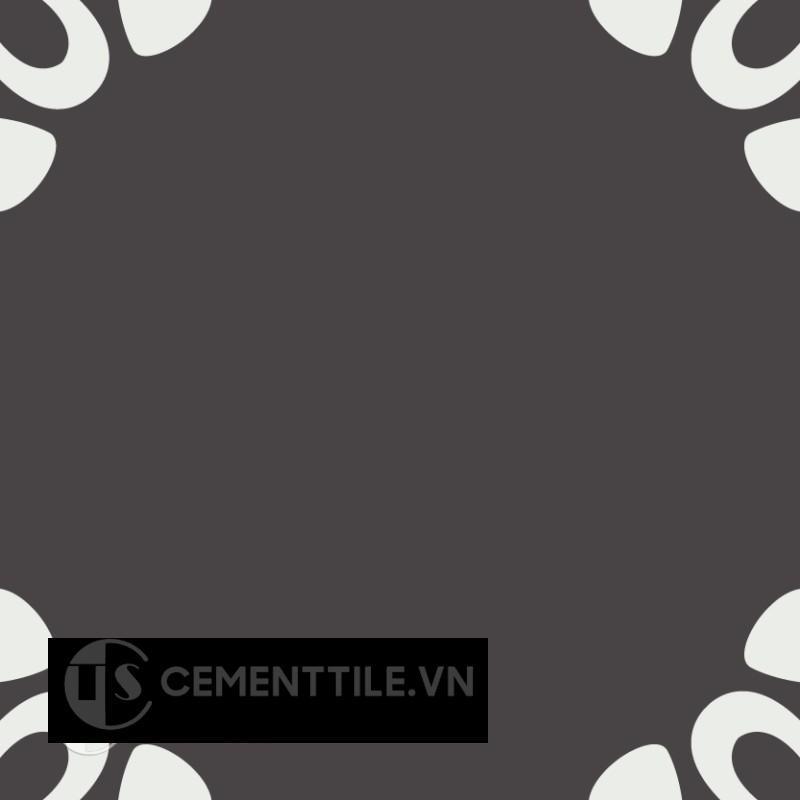 Gạch bông CTS 203.1(4-13) - Encaustic cement tile CTS 203.1(4-13)