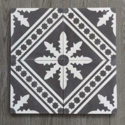 Gạch bông CTS 206.1(4-13) - Encaustic cement tile CTS 206.1(4-13)