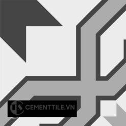 Gạch bông CTS 207.1(4-9-13) - Encaustic cement tile CTS 207.1(4-9-13)