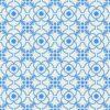 Gạch bông CTS 51.8(4-8) - 16 viên - Encaustic cement tile CTS 51.8(4-8) - 16 tiles
