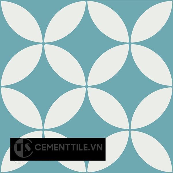 Gạch bông CTS 6.23(4-57) - Encaustic cement tile CTS 6.23(4-57)