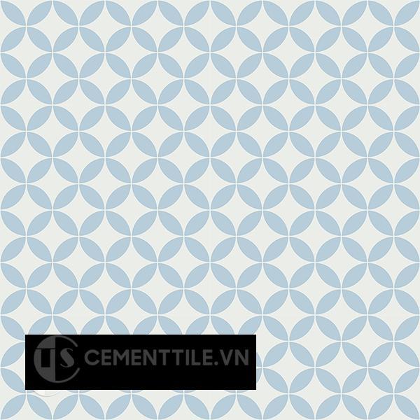 Gạch bông CTS 6.24(2-4) - 16 viên - Encaustic cement tile CTS 6.24(2-4) - 16 tiles