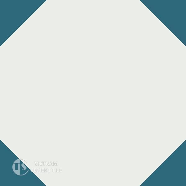 Gạch bông CTS 99.2(4-09) - Encaustic cement tile CTS 99.2(4-09)