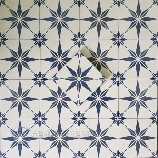 Gạch bông CTS 194.2(1-4) - Encaustic cement tile CTS 194.2(1-4)