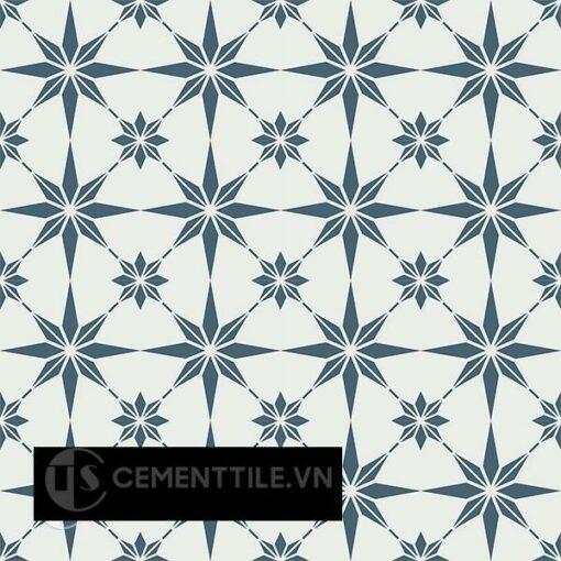 Gạch bông CTS 194.2(1-4) - 16 viên - Encaustic cement tile CTS 194.2(1-4) - 16 tiles