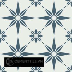 Gạch bông CTS 194.2(1-4) - 4 viên - Encaustic cement tile CTS 194.2(1-4) - 4 tiles