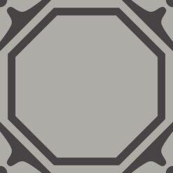 Gạch bông CTS 208.1(9-13) - Encaustic cement tile CTS 208.1(9-13)