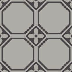 Gạch bông CTS 208.1(9-13) - 4 viên - Encaustic cement tile CTS 208.1(9-13) - 4 tiles